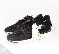A.S.98 Damen Echtleder Sneaker Wechselfussbett %100 Leder *Made in Italy