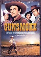 Gunsmoke: Season 4 Volume 1 (3 Disc) DVD NEW