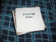 CD Indie Calexico Cruel 1 Song CITY SLANG promo