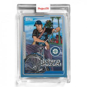 Topps Project70® Card 200 - 2005 Ichiro Suzuki by Snoop Dogg - PRESALE #200