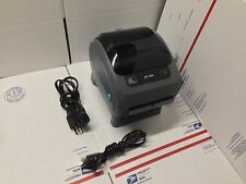 Zebra ZP450 Thermal Label Barcode Printer Adjustable Arm Tech Support Shipping
