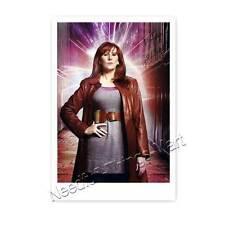 Catherine Tate alias Donna Noble da Doctor Who-Autografo foto [ak1]