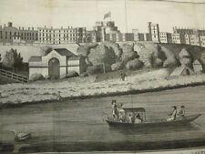 VOYAGE PHILOSOPHIQUE ET PITTORESQUE SUR LES RIVES DU RHIN en 1790 G.Forster