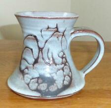 Decorative Studio Pottery Mugs