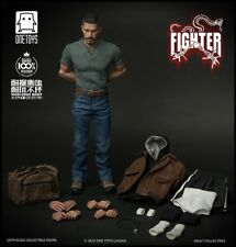 One Toy & World Box FIGHTER w/ Durable Tattoo Body 1/6 Figure Deluxe Version