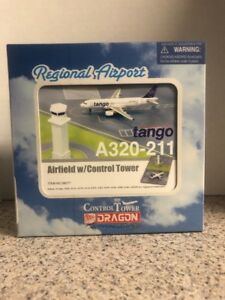 Dragon Wings 1:400 scale diecast model Tango A320-211 Commercial airliner C-GPWG