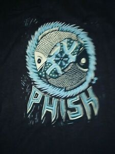 Phish Hemp Sweat Shirt. Jim Pollock Screen Print