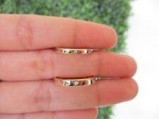 .03 Carat Diamond Twotone Wedding Ring pt950&18k codeWR81 sepvergara