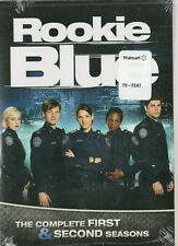 Rookie Blue The  DVD Series Seasons 1 And 2  First Second  LM10