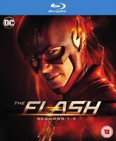 Neuf The Flash Saisons 1 Pour 4 Blu-Ray