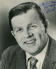 Vintage PAT HINGLE Signed Photo - Batman