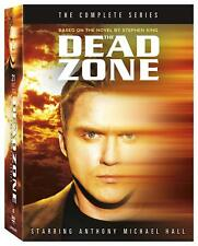 THE DEAD ZONE 1-6 (2002-2007) COMPLETE Sci-Fi TV Season Series - NEW Rg1 DVD Set
