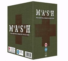 MASH THE MARTINIS & MEDICINE COMPLETE SERIES COLLECTION DVD BOX SET 34 DISC NEW