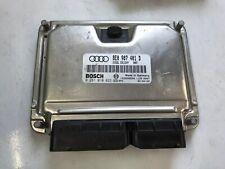 AUDI A4 2.5 TDI DIESEL Engine ecu 8E0907401D 0281010823 8E0 907 401 D