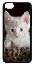 For Apple iPod 4 5 6 Cute Cat Kitten Paws Paw Animal Print Hard Back Case Cover