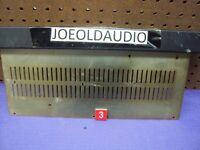 Kenwood KR-5600 Receiver Original Bottom Panel. Parting Out Entire KR-5600.