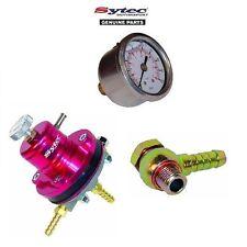Regulador De Presión Combustible MSV Ajustable + Indicador De Combustible Kit Toyota Celica GT4 St