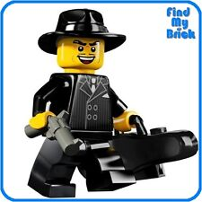 Lego Collectible Minifigures Series 5 - Gangster Mafia Man Godfather NEW