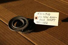 Pair NOS 1948-1952 Hudson Oil Seals, Rear Axle