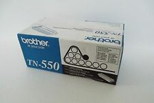 Brother Black Toner Cartridge 3.5K MFC-8460N 8860DN HL-5240 TN-550 NEW SEALED
