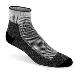 New - Wigwam Cool-Lite Hiker Pro Quarter Hiking Sock