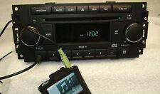 AUX Input DODGE RAM IPOD Radio AM/FM CD Player MP3 04 05 06 07 08 09 OEM Stereo