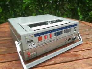 AKAI VP-77EG - PORTABLE VHS VIDEORECORDER 1981/82 Video Cassette Recorder
