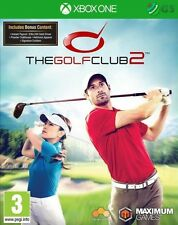 El Club de Golf 2 y contenido de bonificación Xbox One * NUEVO PRECINTADO PAL *