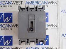 Hfb3025 Westinghouse 25 amp 3 pole 600 volt Hfb Mark 75 Circuit Breaker