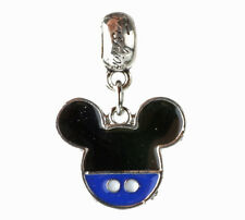 Cartoon 925 Silver Charm Beads Pendant Fit sterling Bracelet Necklace Chain B#39