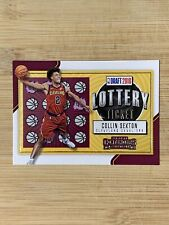 **Collin Sexton 2018 Panini Contenders Lottery Ticket RC