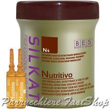 N4 Mineralizing Restructuring Serum Silkat ® Nutritivo Treatment 10 vials x 12ml