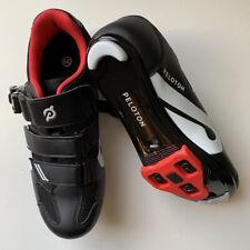 Peloton Bike Cycling Shoes Women Size 38 Black Excellent Condition