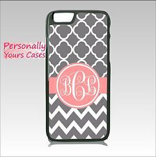 New Monogram Fitted Case for iPhone X XS Max 11 Pro & Max