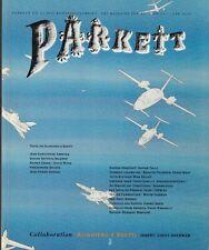 Magazine Parkett n°24 1990 Collaboration Alighiero e Boetti insert Cindy Sherman