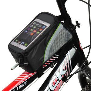 Borsa Custodia Supporto cellulare Smartphone Bicicletta Bici Moto Impermeabile