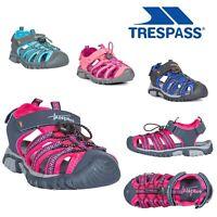 Trespass Kids Girls Boys Summer Beach Sandals Casual Walking Shoes