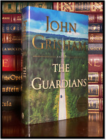 The Guardians ✍SIGNED✍ by JOHN GRISHAM New Hardback 1st Edition First Printing