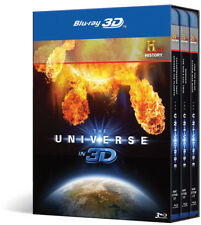 The Universe in 3D [New Blu-ray 3D] With Blu-Ray, 3D, Subtitled