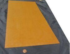 "Garolite Micarta Paper Phenolic XXX Grade Sheet  .031""(1/32"") x 12"" x 24"", 2 pcs"