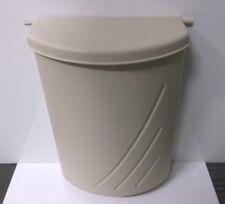 Seitz Coachman Swift caravan door cream plastic bin with lid HDB9