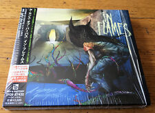 IN FLAMES A sense of purpose - Digipak CD Japan Edtion