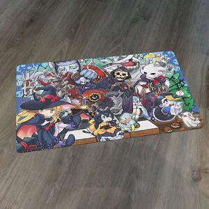 YuGiOh Ghostrick Playmat - Play Mat Yu Gi Oh - New Mat