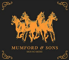 Mumford and Sons Sigh No More LP Vinyl 33rpm