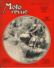 MOTO REVUE N° 1183 DE 1954, ESSAI 250 GIMA AMC