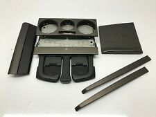 Vw Bora Golf Mk4 Genuine NET OPTIC dash trims with cup holder