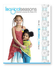 Imagical Seasons: Summer, Vol. 02; Crochet Couture for Kids 2-12 Paperback–2015