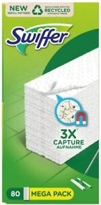 Swiffer Sweeper Refills Dry 80 Cloths