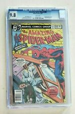 1979 MARVEL COMICS AMAZING SPIDER-MAN #189 CGC GRADED 9.8 COMIC BOOK