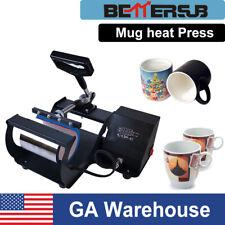 Mug Heat Press Transfer Sublimation Machine Lcd Display 110v For 11oz Cups Mugs
